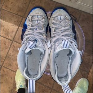 Men's Nike, Air foamposite one 'Sport royal'